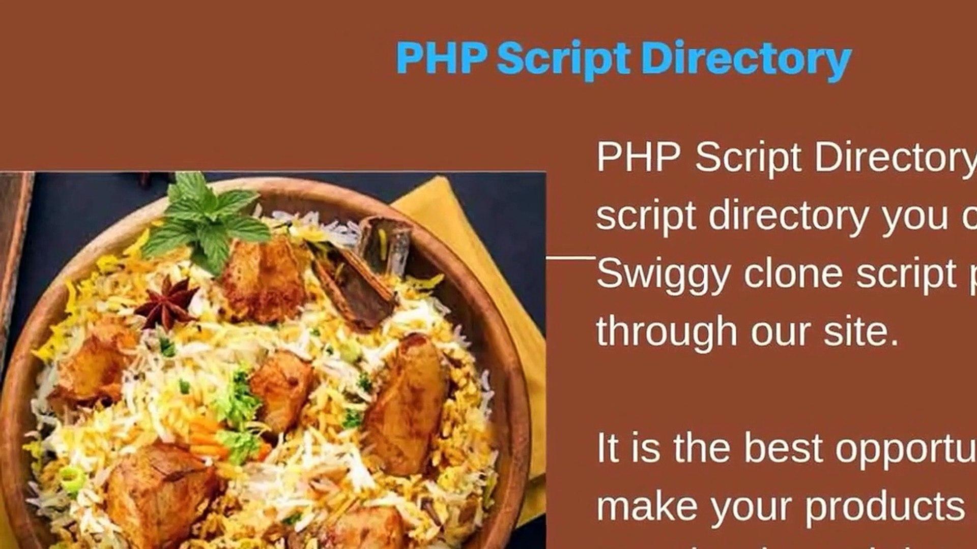 Just Eat Clone Script - Swiggy Clone Script - Zomato Clone
