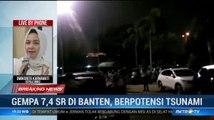 Kepala BMKG Imbau Masyarakat di Pesisir Segera Evakuasi ke Tempat Tinggi