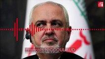 Washington sanctionne le chef de la diplomatie iranienne