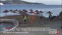 Anti-Informaliteti/ Lirohen 10 mijë m2 plazh të zaptuar në Ksamil, procedohet n/kryetari i Bashkisë