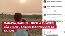 PHOTO. Arthur : son message trop mignon à sa fille Manava pour fêter son 4e anniversaire