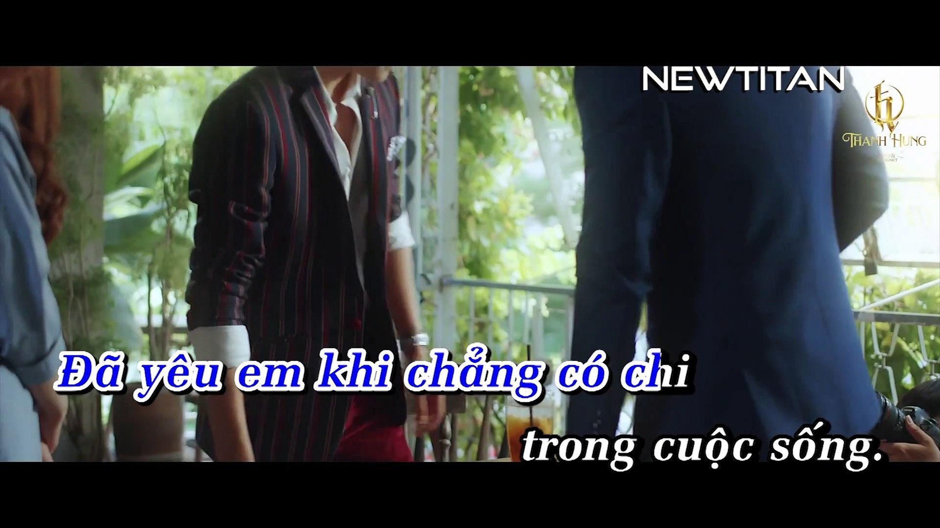 [Karaoke] Thay Tôi Yêu Cô Ấy - Thanh Hưng [Beat]