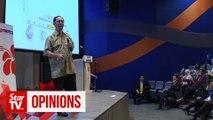 Dr Dzulkifli Abdul Razak: The Link Between SDGs and Humanitarian Action
