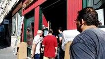 La pizzeria Carlino expulsée de la rue de l'Arbre-Sec