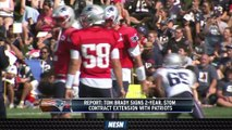 Tom Brady Contract Extension Analysis