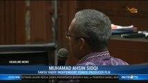Saksi: Sofyan Basir Teken Dokumen PLTU Riau-1 Lebih Awal