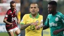 Veja os jogadores  que trocaram o exterior pelo Brasil nessa janela