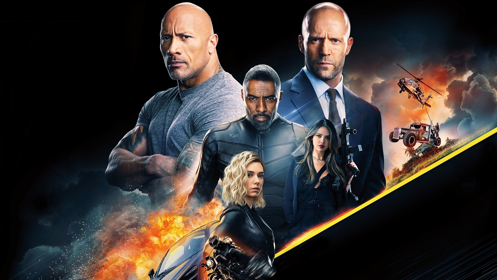 Weekend Box Office: August 2 to 4 (2019) Hobbs & Shaw, The Lion King, Once Upon a Time ... in Ho
