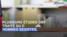 Des études sur les relations des hommes sexistes