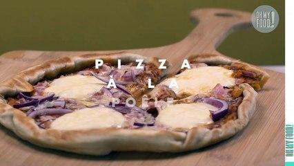 129465-La pizza à la poêle