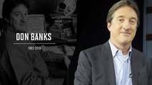 Robert Klemko: Don Banks Was 'One of the True Diplomats of the NFL Beat'
