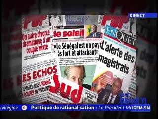 REPLAY - Revue de Presse - Pr : MAMADOU MOUHAMED NDIAYE - 05 Août 2019