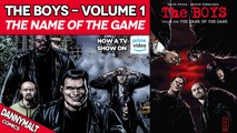 The Boys - Volume 1: The Name Of The Game (2007) - Full Comic Story - Review