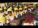 RTB - Sortie officielle de la 2ème promotion du Centre de formation professionnelle aux métiers des mines et des BTP