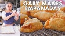 Gaby Makes Empanadas
