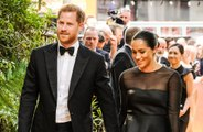 Prince Harry hails his 'amazing' wife