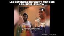 Une Fashion-week un peu spéciale à la maison d'arrêt pour femmes de Fleury-Mérogis