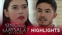 Juris tries to find a way to deal with Greco in the midst of a breakdown | Sino Ang Maysala