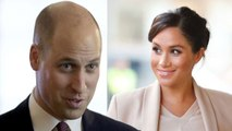 Prince William Talks About Meghan - Harry - Baby Sussex