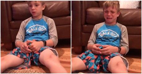 Criança acaba por entender o que o futuro lhe reserva a jogar Monopólio... e não lida bem com isso!