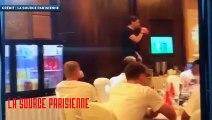 Le bizutage de Leonardo pour son retour au PSG