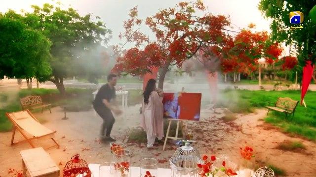Ramz-e-Ishq - EP 4 - 5th August 2019 - HAR PAL GEO DRAMA