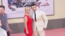 Britney Spears gushes over 'hot' new boyfriend in cheeky Instagram clip