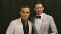 Hugh Jackman reportedly wants Robbie Williams for 'The Greatest Showman' sequel