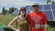 Native Americans Open Solar Farm Near Dakota Access Pipeline