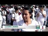 Médicos pasantes protestan en 7 ciudades del país para exigir mejoras laborales | Francisco Zea