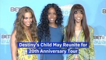 The Return Of Destiny's Child Is Long Overdue