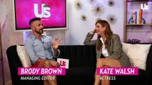 Kate Walsh Talks Adopting Kids