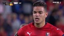 20/09/18 : Hatem Ben Arfa (90'+1) p. : Rennes - Jablonec (2-1)