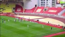 07/10/18 : Damien Da Silva (14') : Monaco - Rennes (1-2)