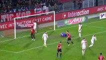 22/12/18 : Jordan Siebatcheu (67') : Rennes - Nîmes (4-0)