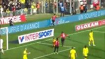 13/01/19 : Damien Da Silva (13') : Nantes - Rennes (0-1)