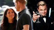 Meghan - Harry Team Up With Leonardo DiCaprio Charity