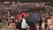 Hong-Kong   la pire crise depuis la rétrocession de la province à la Chine