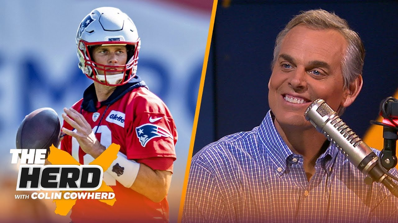 Colin Cowherd plays the 3-Word Game with AFC teams _ NFL _ THE HERD