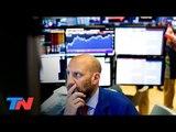 El riesgo país superó los 900 puntos y caen las acciones argentinas en Wall Street