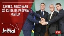 Bolsonaro pensa em cuidado social?  só com a própria família
