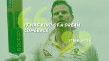 The Ashes: First Test in Words