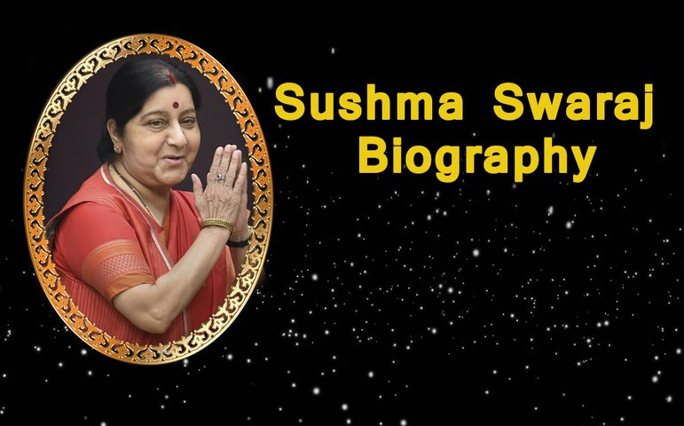 Sushma Swaraj Biography | Political Carrier | BJP Leader | Cabinet Minister | FilmiBeat
