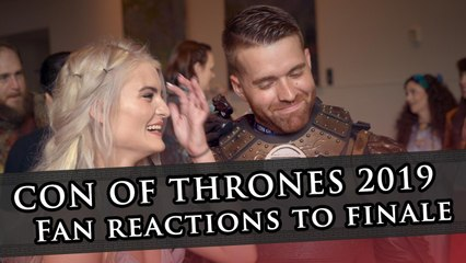 Con of Thrones: What did fans think of the Game of Thrones series finale?