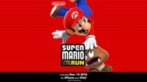 Super Mario Run - Trailer d'introduction
