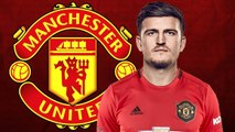 Harry Maguire ● Welcome to Manchester United 2019 ● Defensive Skills - Tackles