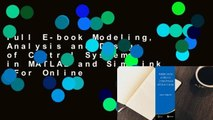 PDF System Design through Matlab® Control Toolbox and