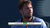 ATP Montreal: Wawrinka bt Dimitrov (6-4 6-4)