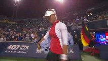 Daria Kasatkina stuns  Angelique Kerber at Rogers Cup