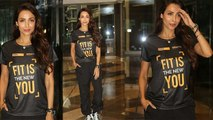Malaika Arora looks beautiful during event in Mumbai; Watch Video | FilmiBeat
